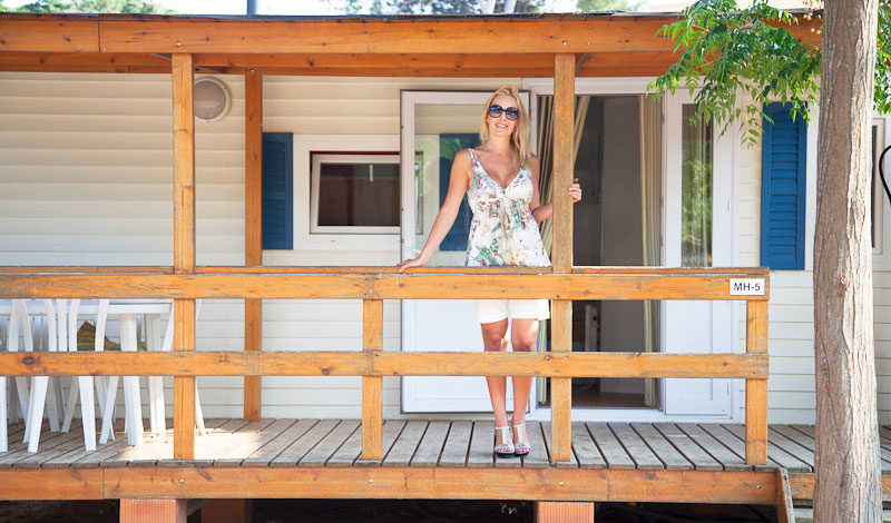 Camping Vall D'or - Mobile-Homes